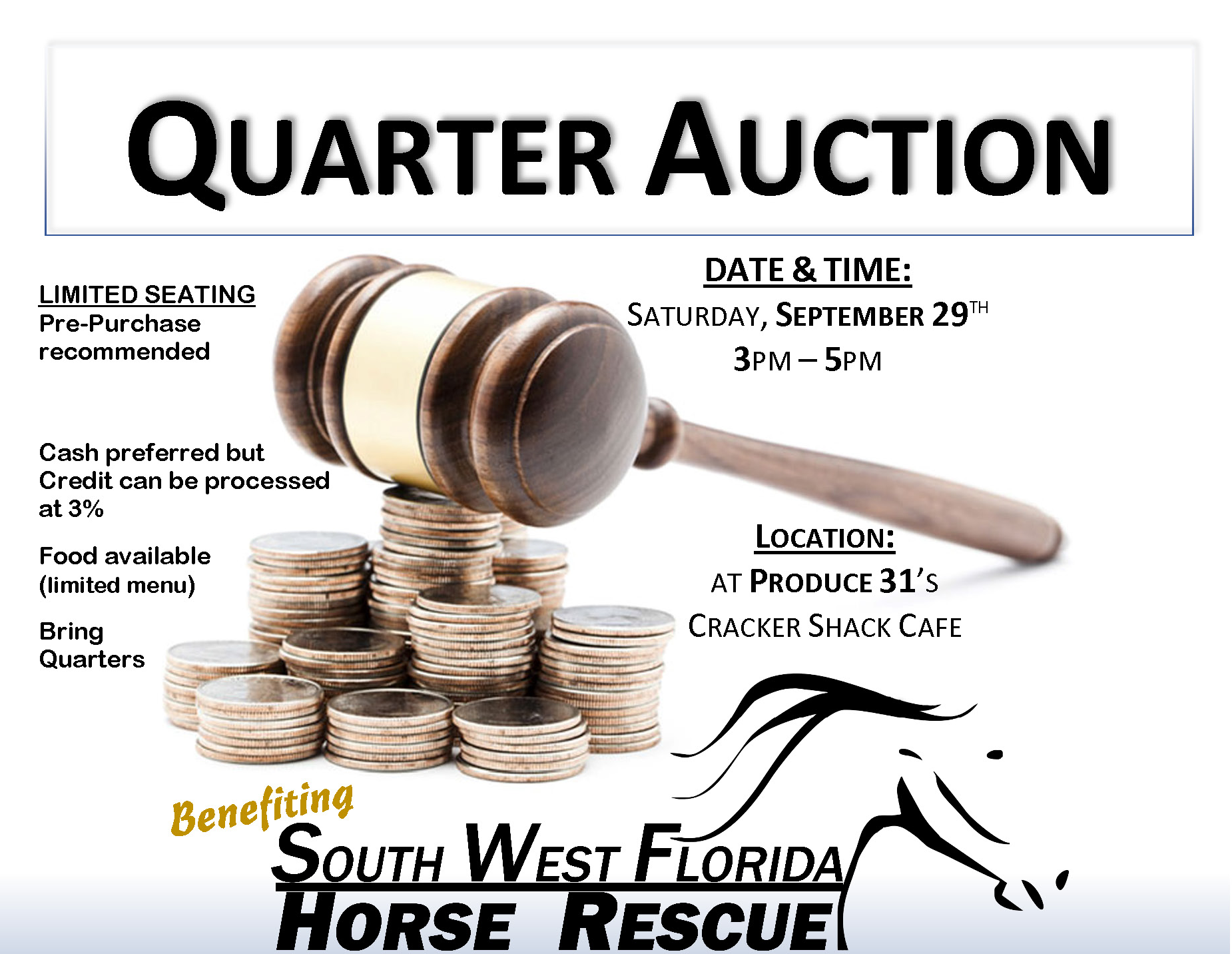 Quarter Auction 1809