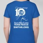 10yrs Celebration Shirts